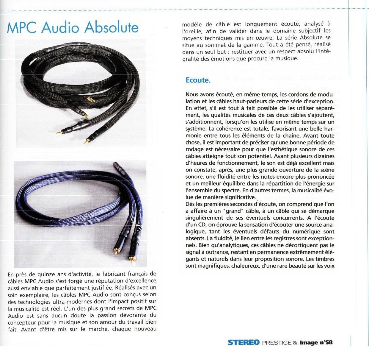 2011 - Test Absolute HP et Modulation Stereo Prestige Juillet Aout 2011 1 sur 2